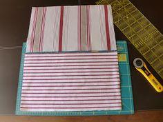 Maria Quilter: Los jueves felices - Tutorial bolsa tela de Marisa Projects To Try, Outdoor Blanket, Sewing, Diy, Vintage, Ideas, Happy, Scrappy Quilts, Mugs