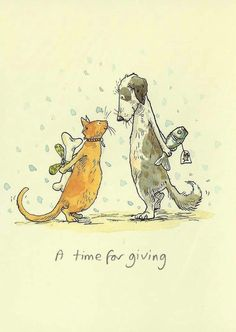 Bff Drawings, Cartoon Drawings, Chug Dog, Anita Jeram, Wonderland, Blog Backgrounds, Winter Illustration, Holiday Pictures, Best Friends Forever