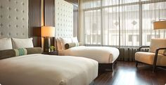 Downtown San Diego Hotels | Hotel Palomar, a Boutique Hotel