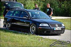 passat wagon rims | VW Passat Wagon on RML Snowflake wheels | Flickr - Photo Sharing!