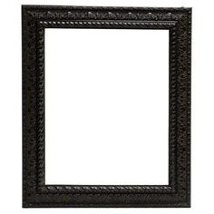 "16"" x 20"" Black Ornate Paris Open Frame | Shop Hobby Lobby"