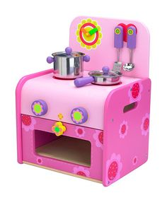 Take a look at this Blossom Kitchen by Wonderworld on #zulily today!