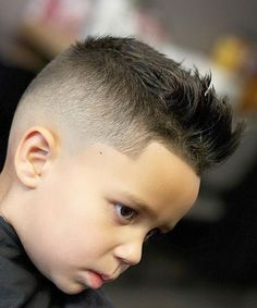 Attractive Baby Boy Haircuts