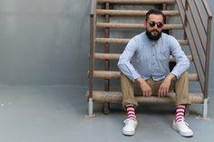 fashion socks every month  Socksandi.com