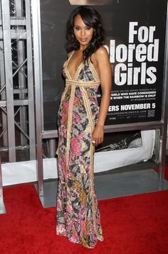 Kerry Washington Photo - For Colored Girls New York Premiere (2010)