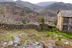 Ruta pola Serra do Calamouco | Roteiros galegos