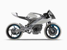 yamaha develops electric motorcycle series for the streets and trails http://ift.tt/1PRZhwl