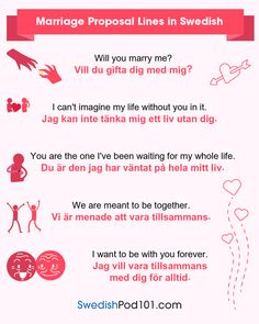 Marriage Proposal Lines in Swedish Korean Words Learning, Japanese Language Learning, Learning Arabic, Learning Japanese, Korean Phrases, Japanese Phrases, Japanese Words, Japanese Kanji, Swedish Language