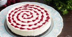 Ak vaši miláčikovia patria medzi milovníkov cukroviniek, pripravte im napríklad nepečený čokoládovo-malinový cheesecake. Recept ako postupovať, torta, koláč Raspberry Cheesecake Cookies, White Chocolate Raspberry Cheesecake, Cheesecake Recipes, Oreo Cheesecake, Pumpkin Cheesecake, Cupcakes, Homemade Oreo Cookies, Dessert Crepes, Recipes