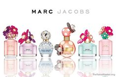 Marc Jacobs Perfume Collection 2014 - Perfume News The iconic Daisy Marc Jacobs fragrance has been a sweet, floral staple since its release in and now the esteemed designer has added two new limited edition fragrances to the Daisy collection. Marc Jacobs Parfüm, Parfum Marc Jacobs, Marc Jacobs Honey, Marc Jacobs Daisy Perfume, Perfume And Cologne, Best Perfume, Perfume Bottles, Perfume Sets, Perfume Diesel