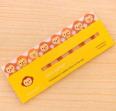 $2.10 Sticky Notes - Monkeys #stickynote #stickers #bookmarkers #Postit #markers #monkeys