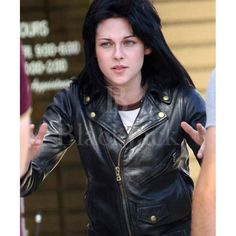 Women's Celebrities Leather Jackets | Black Jack Leathers – Men's & Women's Clothing Store | Black Jack Leathers Womens Clothing Stores, Women's Clothing, Clothes For Women, Best Leather Jackets, Top Celebrities, Jack Black, Basic Style, Natural Leather, Costume Design