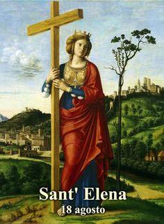Saint Helena of the True Cross mother of Constantine