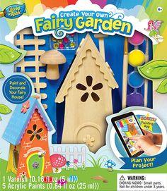 Fairy Garden   - Standard Paint Kit $15.99