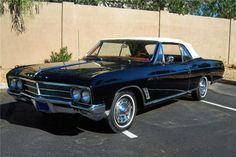 Buick Skylark | 1966 BUICK SKYLARK CONVERTIBLE | Car Pictures