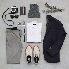 Grid by: @mensfashionchoice by sharpgrids