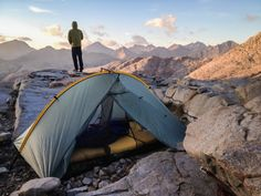 Best Backpacking Tents of 2017 - The Ultralight and Ultra Comfortable | OutdoorGearLab & One of the best backpacking tent - Sundome 2 Person Tent http ...