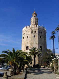 Sevilla  Torre del Oro -
