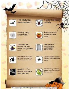 Quickhunts.com.  We at COG Kids love scavenger hunts!  Here's a site with templates you can customize for free.