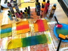 Scrap365 - Birgit Koopsen 'Aladine Izink Fabric Paint'