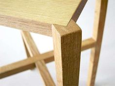 Simple DIY Furniture : Breakdown Furniture Louis Rigano