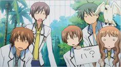 special a anime | Special A : classe d'élite.