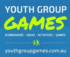 Youth group games, ice breakers, activities and ideas at youthgroupgames.com.au