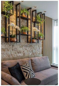 Home Entrance Decor, House Entrance, Diy Home Decor, Entryway Art, Coastal Decor, House Plants Decor, Plant Decor, Living Room Designs, Living Room Decor
