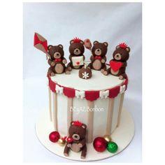 Çamlıca ilk.anaokulunun miniklerine yaptığımız doğum günü pastamız