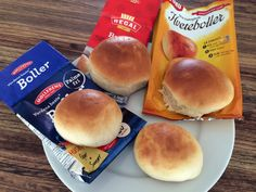 Her er eksperttipsene. Hamburger, Bread, Baking, Breakfast, Food, Morning Coffee, Bakken, Breads, Hamburgers