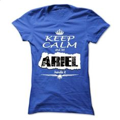 Keep Calm And Let ARIEL Handle It - T Shirt, Hoodie, Ho - #tshirt inspiration #tshirt recycle. GET YOURS => https://www.sunfrog.com/Names/Keep-Calm-And-Let-ARIEL-Handle-It--T-Shirt-Hoodie-Hoodies-YearName-Birthday-Ladies.html?68278