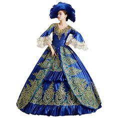 Partiss Damen Gothic Lolita Retro Style Prom Victorian Co... http://www.amazon.de/dp/B01FF6YG26/ref=cm_sw_r_pi_dp_0eAmxb1FD8ER6