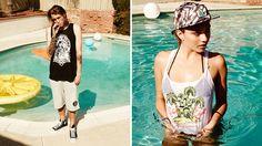 REBEL8 Summer Streetwear Fashion