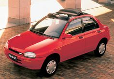 Wallpapers of Mazda 121 (DB) 1991–96
