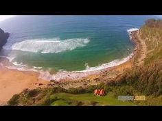Playa de España (Quintes – Villaviciosa) | videos desde otro punto de vista