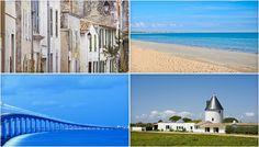 L'île de Ré côte Atlantique village typique plage surf http://www.vogue.fr/voyages/hot-spots/diaporama/les-plus-belles-les-en-france/21878#lle-de-r