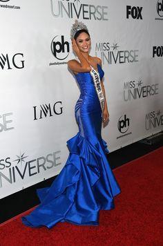 Miss Universe - Miss Philippines at 2015 - Pia Wurtzbach