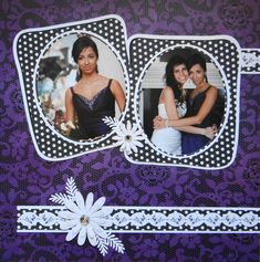 In this Wedding Scrapbook album you will find many beautiful pages to get ideas for your own pages. This wedding album that tells the story of their day. Wedding Scrapbook Pages, Paper Bag Scrapbook, Birthday Scrapbook, Scrapbook Supplies, Scrapbooking Ideas, Scrapbook Storage, Scrapbook Page Layouts, Scrapbook Albums, Picture Scrapbook