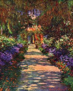 Fotos de Pinturas de Monet - Buscar con Google
