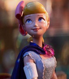 Disney Toy Story 4 Film Mini personnage figurine.. Little Bo-peep