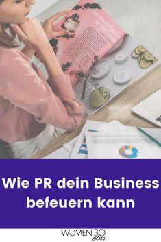 PR verhilft dir zu mehr Bekanntheit und Präsenz und kann daher deinem Business einen ordentlichen Boost geben. Erfahre hier, wie PR beim Aufbau und Wachstum deines Businesses helfen kann. #publicrelations #boostyourbusiness