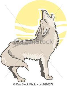 Clip Art Coyote Clip Art coyote howling clip art coyotefamily coyotes pinterest stock icon clipart icons logo