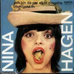 Nina Hagen - Ich bin da gar nicht pingelig
