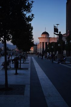 For me, Skopje was a great surprise! I didn't have any expectations before we arrived to this city: it was just a resting spot on the . Travel Europe, Us Travel, Macedonia Skopje, The Way Home, Belgrade, Bosnia, Great View, Public Transport, Ball Dresses