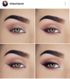 makeup looks;eye makeup tut Make-up; Augen Make-up; Make-up Tutorial; Make-up Aussehen; Augen Make-up Tutorial … – Makeup Goals, Makeup Inspo, Makeup Inspiration, Makeup Tips, Makeup Ideas, Drugstore Makeup, Makeup Primer, Makeup Blog, Makeup Trends