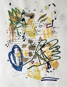 Hans 16-12-1993, 22/100 Contemporary Artists, Arabic Calligraphy, Arabic Calligraphy Art