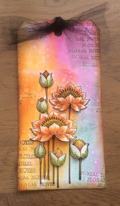 Chocolate Baroque Design Team: Floral notes by Zoe