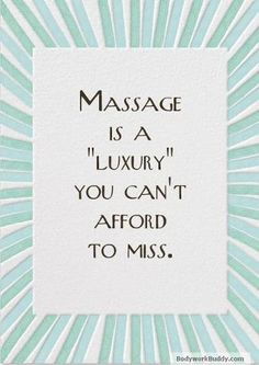 Massage Vegas style!