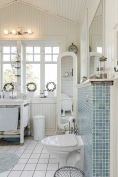Interesting and Exciting Shabby Chic House 20