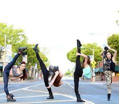 Gorgeous flexibility